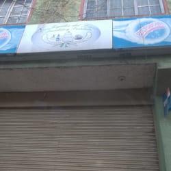 Panadería Y Cafetería Los Trigales Del Lucero en Bogotá