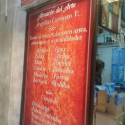 Almacen del Arte en Santiago