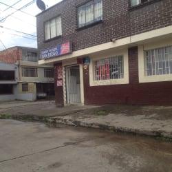 Panaderia y Pasteleria San Diego en Bogotá