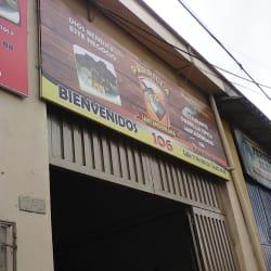 Parrilla Típica Santandereana 106 en Bogotá