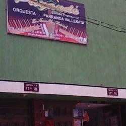 Payandé en Bogotá