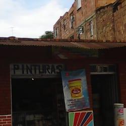 Pinturas Calle 13 en Bogotá
