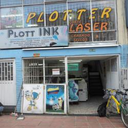 Plott INK en Bogotá