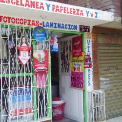 Miscelánea y Papelería Y y J en Bogotá