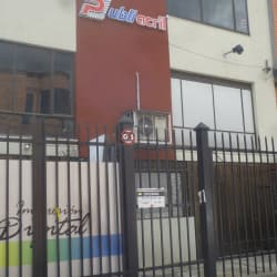 Publiacril en Bogotá
