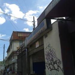 Recargas Carrera 99 en Bogotá
