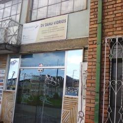 Dv Danu Vidrios  en Bogotá