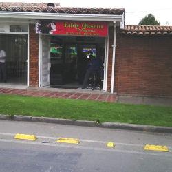 Eddy Quasen Peluquería  en Bogotá