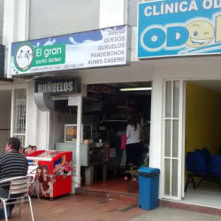 El Gran Punto Lacteo en Bogotá