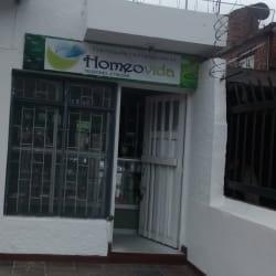 Farmacia Homeopatica Homeovida en Bogotá