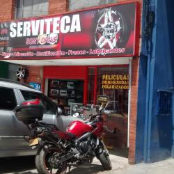 Serviteca Sony Drive en Bogotá