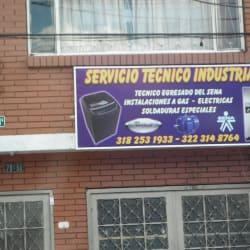 Servicio Tecnico Industrial en Bogotá