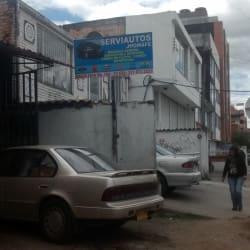 Serviautos Jhomafe en Bogotá