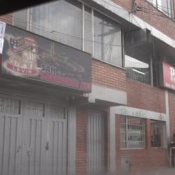 San Francisco 501 en Bogotá