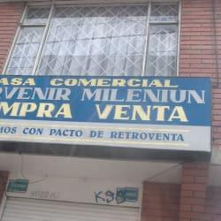 Casa Comercial Porvenir Milenium en Bogotá