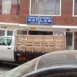Servilujos Autonorte en Bogotá