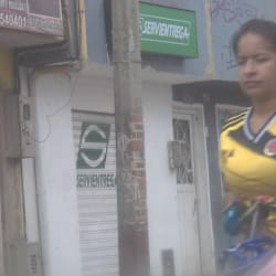 Servientrega Carrera 9 en Bogotá