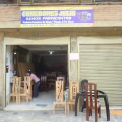Comedores Julis en Bogotá