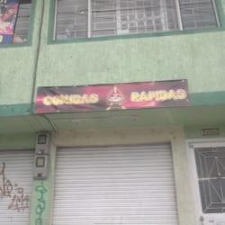 Comidas Rapidas Calle 64 en Bogotá
