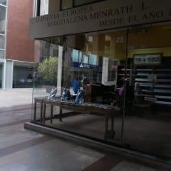 Camiseria Europea Magadalena  Menrath en Santiago