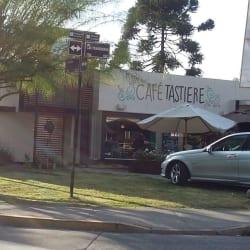 Bicicletero Café Tastiere en Santiago