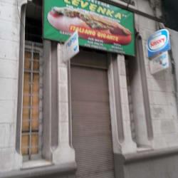 Cafeteria Levenka en Santiago