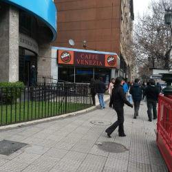 Caffe Venezia en Santiago