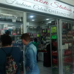 Fashion Station en Santiago