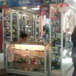 G&K Portal Exposicion en Santiago