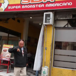 SBA Super Broaster Americano en Bogotá