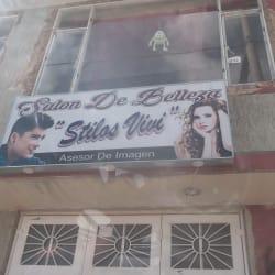 Salon De Belleza Stilos Vivi en Bogotá