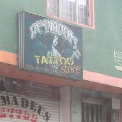 Desmadeus Tatto Store  en Bogotá