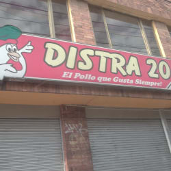 Distra 20 Calle 64 en Bogotá