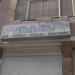 Distribuidora de Carnes Geraldine en Bogotá