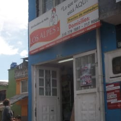 Distribuidora De Pollo Los Alpes 2 en Bogotá