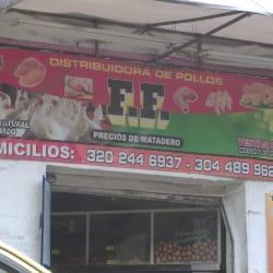 Distribuidora De Pollos en Bogotá
