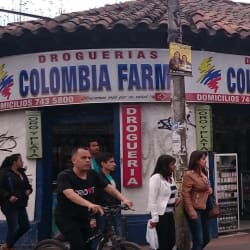 Droguería Colombia Farma Fontibón   en Bogotá