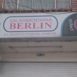 Salsamentaria Berlin en Bogotá