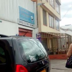 El Mono de la 163A en Bogotá