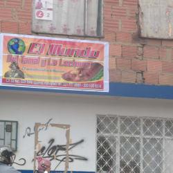 El Mundo del Tamal y la Lechona en Bogotá