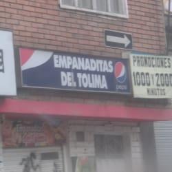 Empanaditas del Tolima en Bogotá