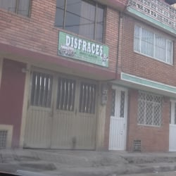 Disfraces Carrera 19 en Bogotá
