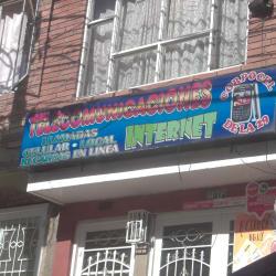 Corpocel de la 29 en Bogotá
