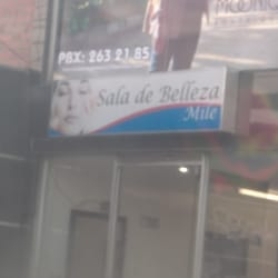 Sala De Belleza Mile en Bogotá