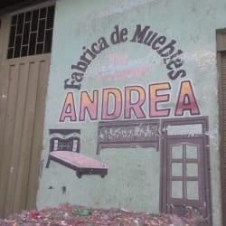 Fabrica de Muebles Andrea en Bogotá