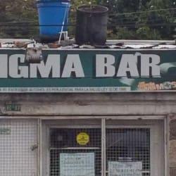 Enigma Bar en Bogotá