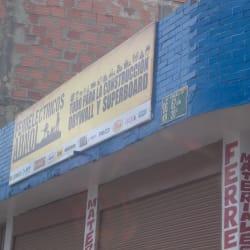 Ferrelectricos Arnol en Bogotá