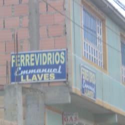 Ferrevidrios Emanuel en Bogotá