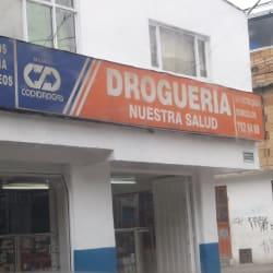 Drogueria Nuestra Salud en Bogotá