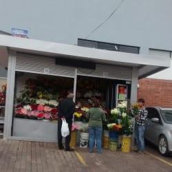 Floristería Calle 140 en Bogotá